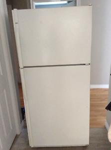 Fridge, stove and dishwasher