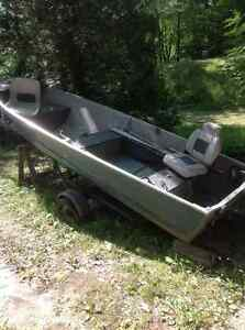 Used 2005 Mercury 15hp Outboard Motor