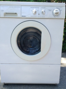 Kenmore appartment sized washer