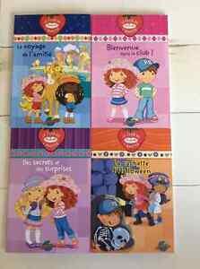 livre Fraisinette à vendre pour fillette de 7 ans ou +