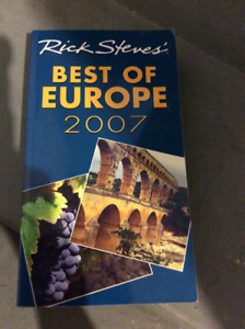 Rick Steves Best Of Europe 2007 Softcover
