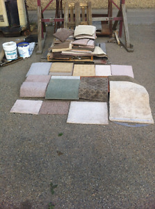 FREE PLACE MATS / RUGS
