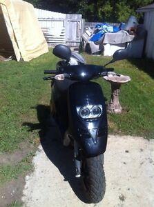 2006 piaggio motor scooter