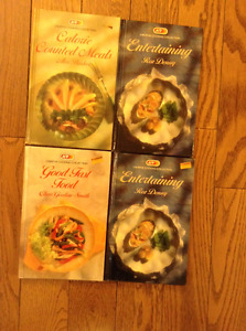 """A & P CREATIVE COOKING COLLECTION"" COOKBOOKS"