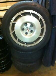 C4 corvette tires and rims