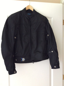 Ladies Small Yamaha Motorcycle Jacket