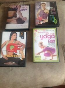 4 dvds for $10