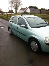Vauxhall Corsa Comfort 12V