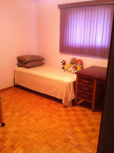 Rooms for rent - August 1 and October 1