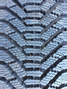 Goodyear Nordic Winter Tires x 2 - Excellent Cond.  P185/65R14