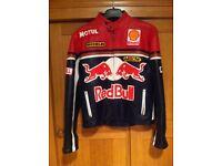 Redbull motorbike jacket