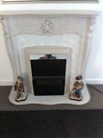 Fire surround /fire