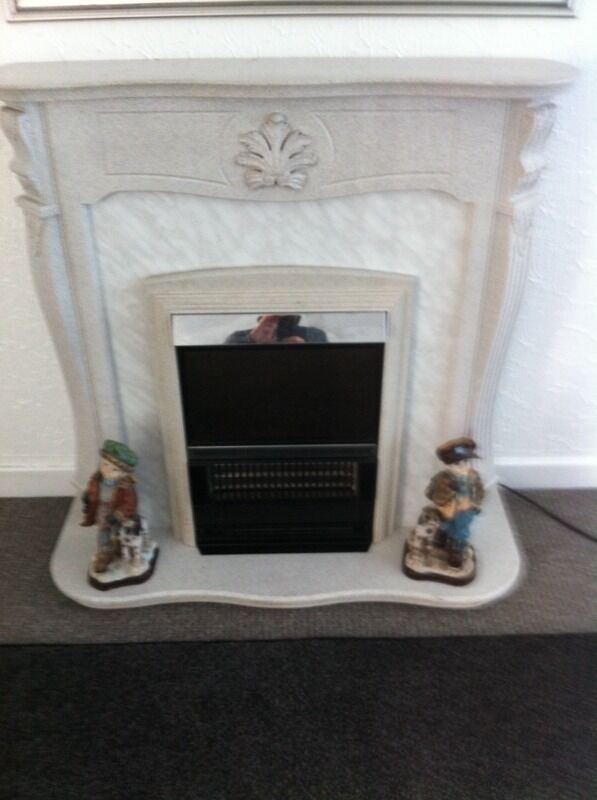 Fire surround /fire