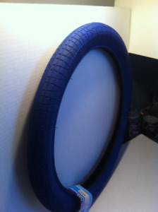 20 INCH COLOURED BMX TIRES