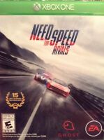 Need For Speed Rivals, Xbox One, presque neuf,