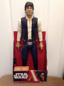 Star Wars Han Solo 18 inch action figure
