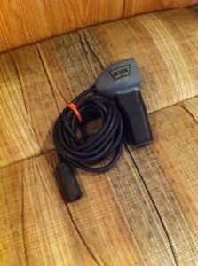 Warn winch remote control with 12ft cord (NO WINCH)