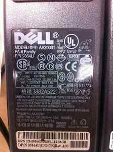 Dell 09364U Laptop Power Supply PA-6 Family 20VDC @ 3.5 A