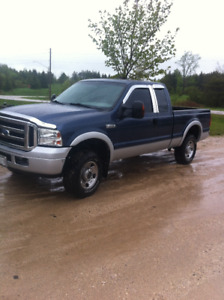 2006 ford f250 4x4