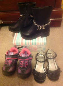 Toddler Girls Shoes/Boots For Sale