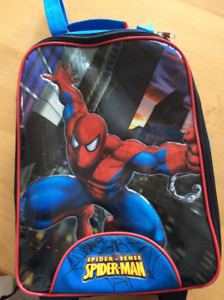 Spider man suit case