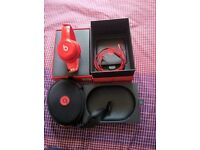 Dr dre solo 2 Red headphones