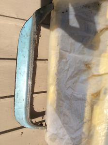 1968 Buick Electra fender skirts $100 / 68 Camero wheel