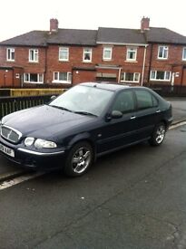 Rover 45 2.0 TD £350