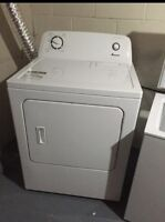 New - Whirlpool HE full size washer and dryer