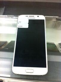 Samsung s6 on 02