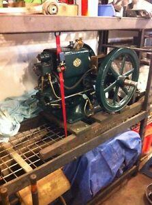 Ihc 1/2 hp m stationary engine