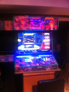 "32"""" Bartop Arcade 10,000---> CUSTOM ARCADES ALL SIZES"