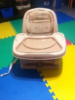 Booster seat - chaise haute