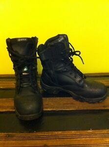 Bates CSA size 7 wide work boots