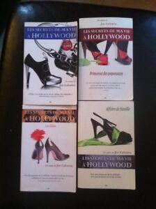 Les secrets de ma vie à Hollywood, tome 2-3-4