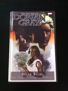Marvel's Dorian Gray Graphic Novel