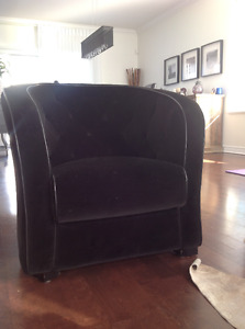 2 chaises d'appoint/ 2 arm chairs