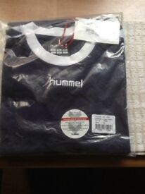 TWO BRAND NEW HUMMEL CASUAL TOPS