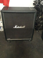 MARSHALL 4X12 lead cabinet 8ohm rated @400w MF400A