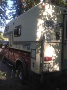 1988 9 1/2 big foot camper