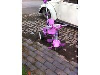 Little tikes trike push chair