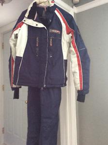 Woman's ski suit
