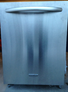 KitchenAid Stainless Steel Dishwasher For Sale