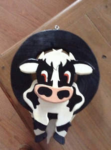 3D Cow Hanging