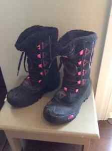 North Face Winter Boots Size 3