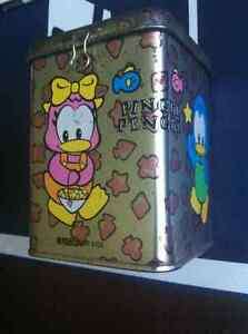 PINGKI PENGKO PIGGY BANK COLLECTABLE TIN