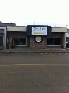 Downtown Commercial Building for Rent in Fort Saskatchewan, AB