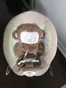 Baby bouncer in an excellent condition