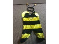Bumble bee outfit age 3-5 years, dressing up