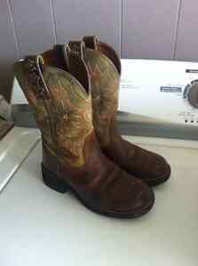 New Ariat and Browns Landing Boots